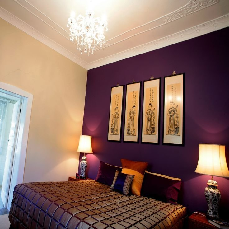 Best 25 Purple Accent Walls Ideas On Pinterest Purple With Pictures