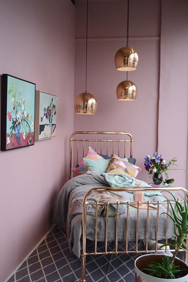 Best 25 Rose Gold Bed Ideas On Pinterest Bedroom Design With Pictures