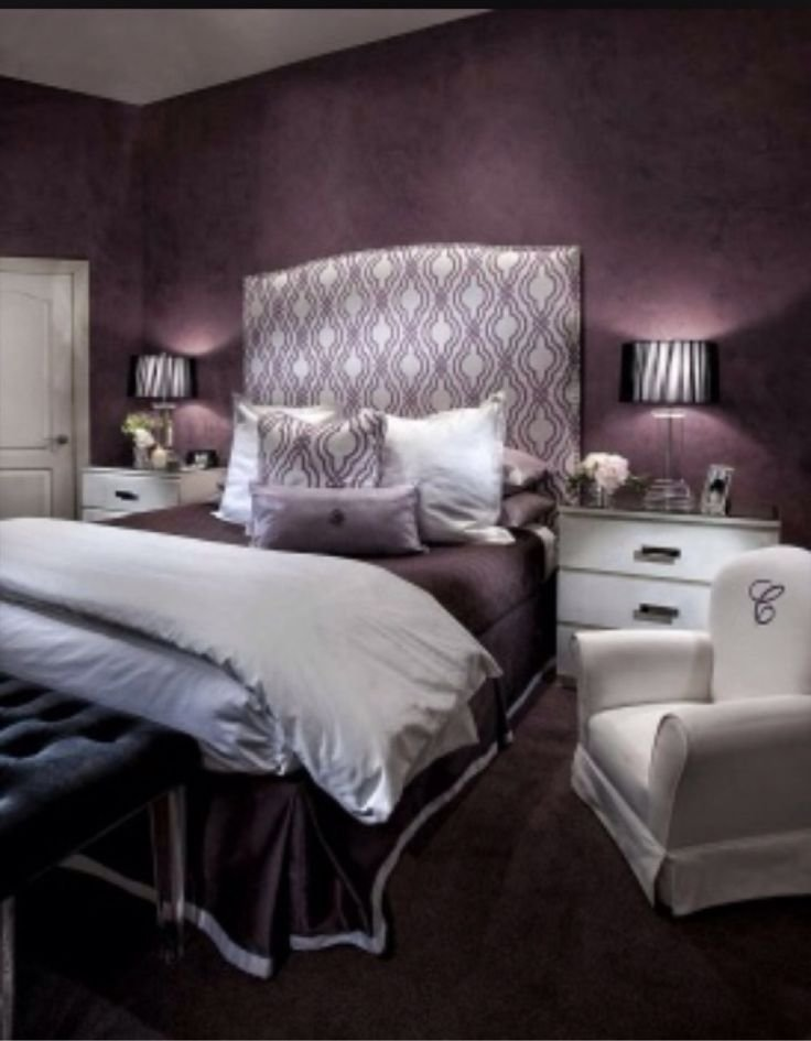 Best 25 Purple Master Bedroom Ideas On Pinterest Purple With Pictures