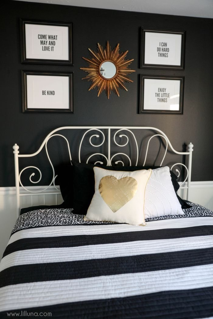Best 25 Black White Bedrooms Ideas On Pinterest Black With Pictures