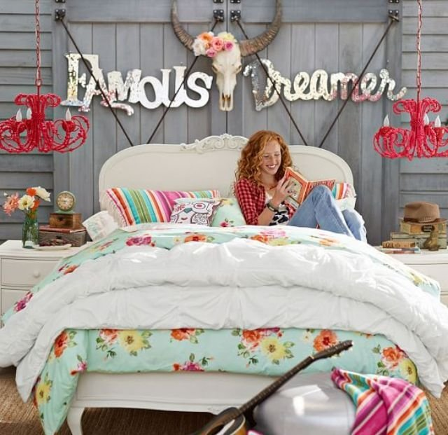 Best Pb T**N Junk Gypsy Gypsy Bedrooms In 2019 Pinterest With Pictures