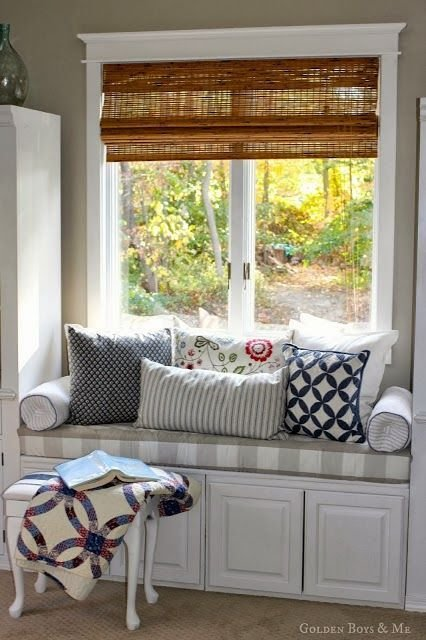Best 75 Best Window Seat Images On Pinterest Home Ideas With Pictures