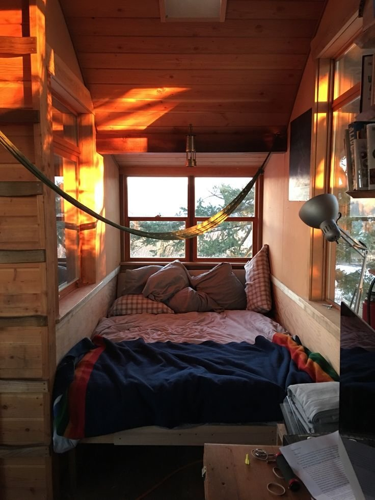 Best 25 Sleeping Nook Ideas On Pinterest Built In Bed Built In Daybed And Eclectic Bunk Beds With Pictures