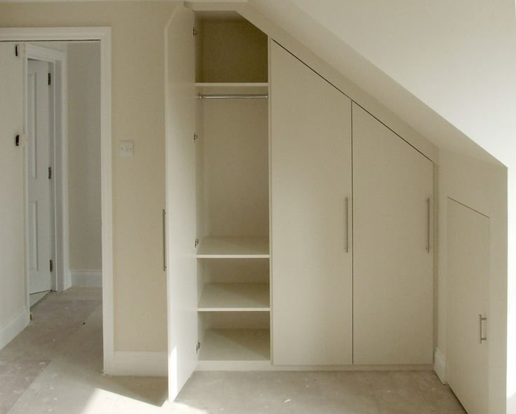 Best 25 Attic Bedroom Storage Ideas On Pinterest Eaves Storage Loft Conversion For Storage With Pictures