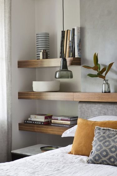 Best 25 Floating Shelves Bedroom Ideas On Pinterest With Pictures