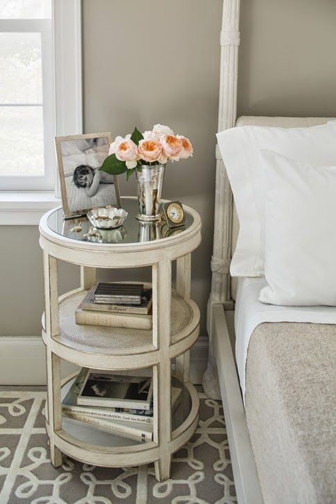Best 25 Round Nightstand Ideas On Pinterest Small Round Side Table Nightstands And With Pictures
