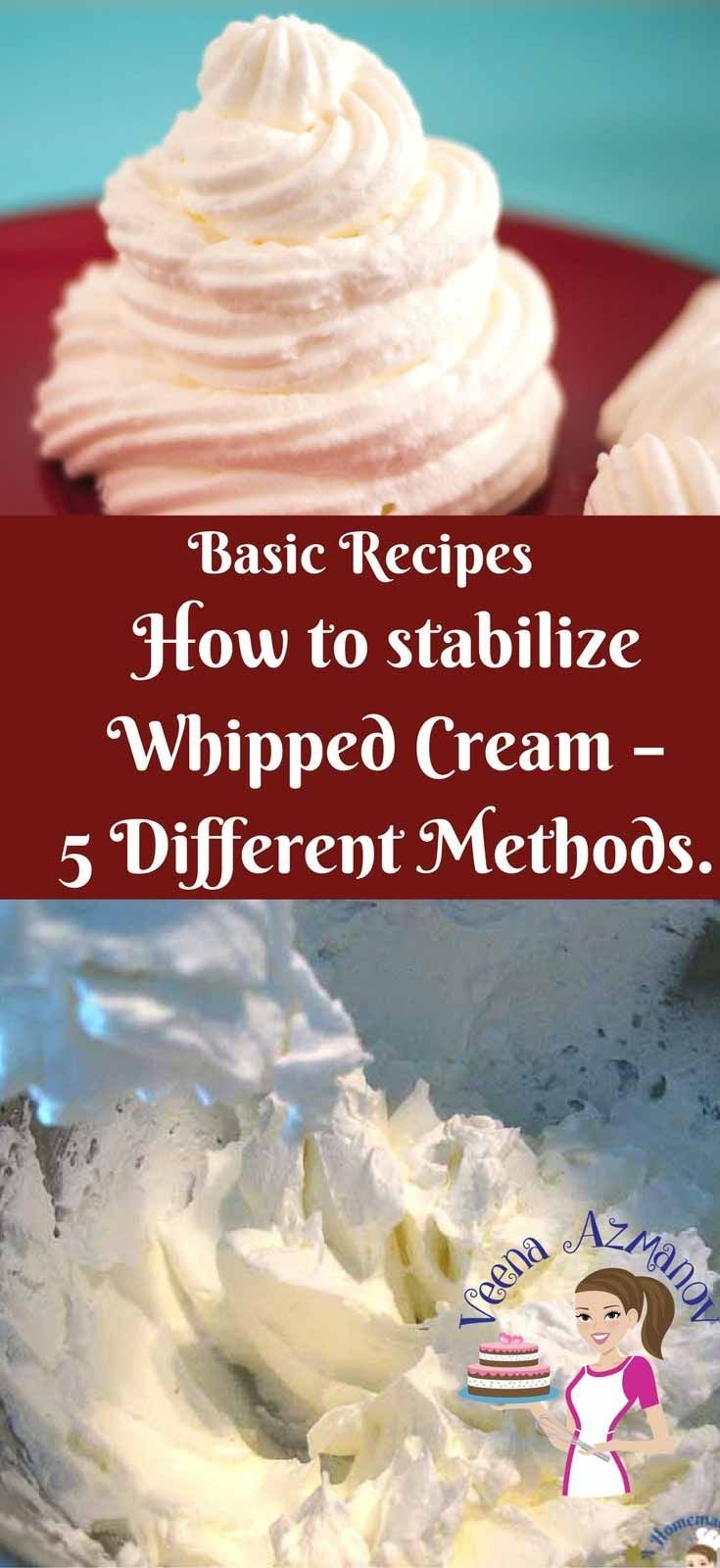 Best 25 Whipped Cream Frosting Ideas On Pinterest With Pictures