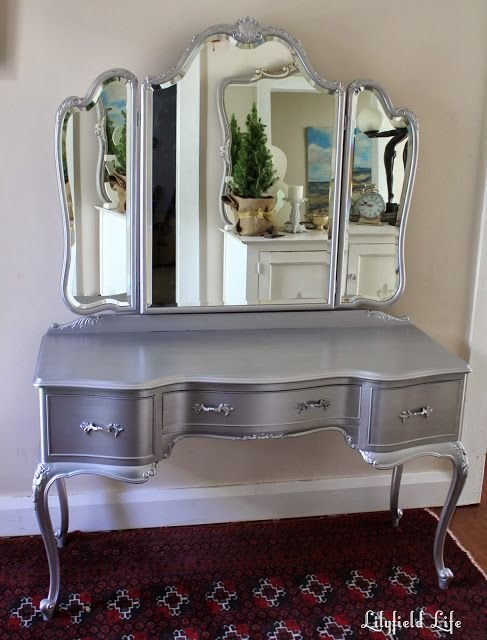 Best 25 Silver Painted Furniture Ideas On Pinterest With Pictures