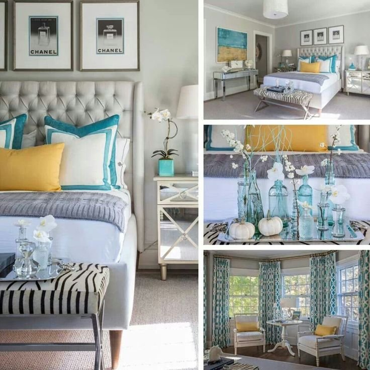 Best Color Palette Dark Teal With Accents Of Yellow And Dark With Pictures