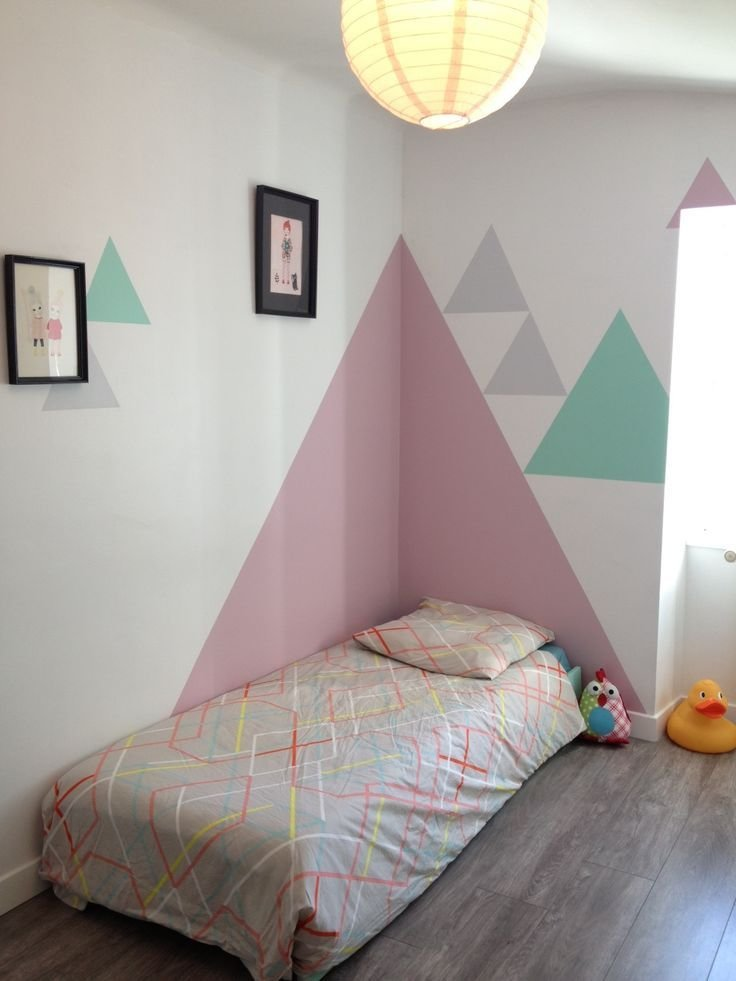 Best 25 Geometric Wall Ideas On Pinterest Geometric With Pictures