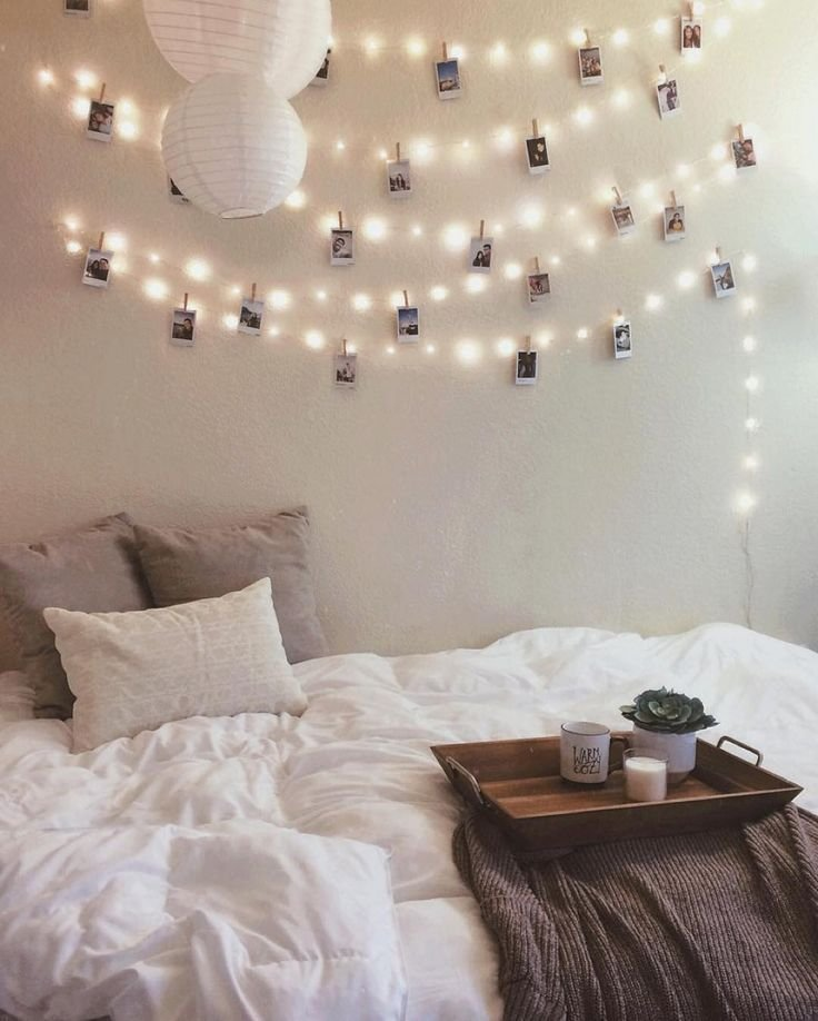 Best 296 Best Bedroom Fairy Lights Images On Pinterest Bedroom Ideas Mint Bedrooms And Apartments With Pictures
