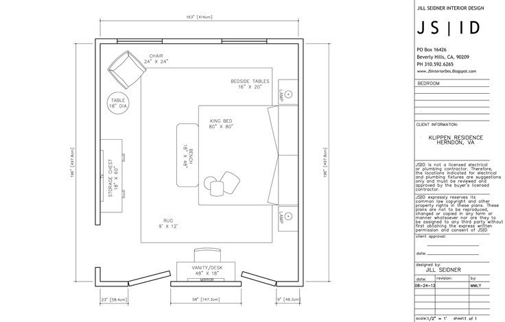 Best Herndon Va Online Design Project Master Bedroom Furniture Floor Plan Layout Option 2 Cad By With Pictures