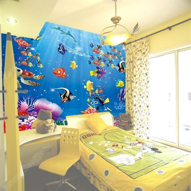 Best 24 Best Finding Nemo Themed Bedroom Images On Pinterest Bathrooms Decor Child Room And Baby Rooms With Pictures