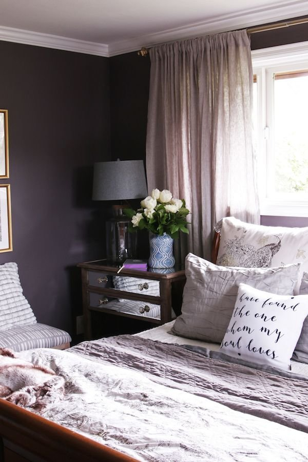 Best 25 Purple Bedroom Walls Ideas On Pinterest Bedroom With Pictures