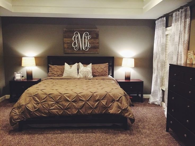 Best 25 Monogram Above Bed Ideas On Pinterest T**N With Pictures
