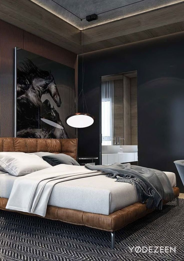 Best 25 Masculine Bedrooms Ideas On Pinterest Masculine With Pictures