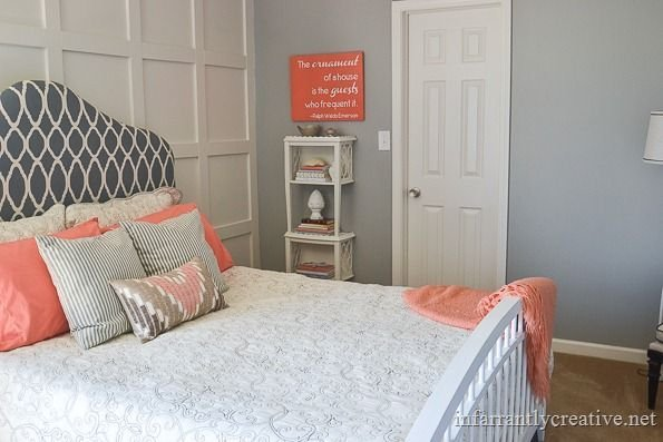 Best 25 Gray Coral Bedroom Ideas On Pinterest Coral With Pictures
