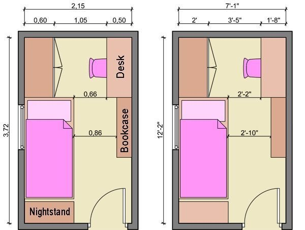 Best 25 Small Bedroom Layouts Ideas On Pinterest With Pictures