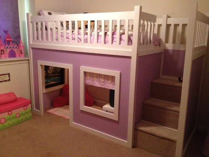 Best 25 Playhouse Bed Ideas On Pinterest Toddler With Pictures
