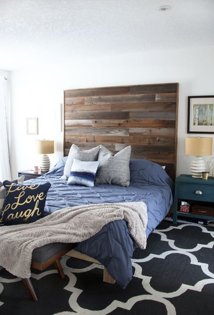 Best 25 Modern Rustic Bedrooms Ideas On Pinterest With Pictures