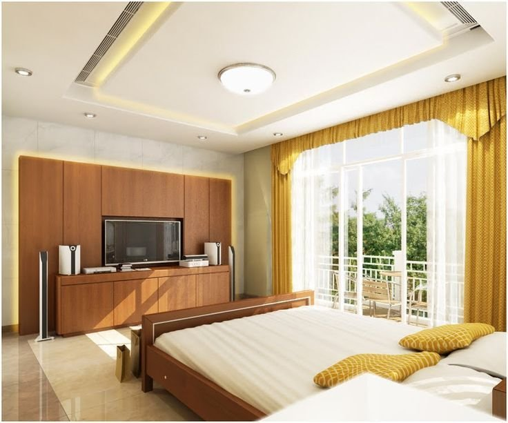 Best Modern False Ceiling Designs For Master Bedroom With With Pictures