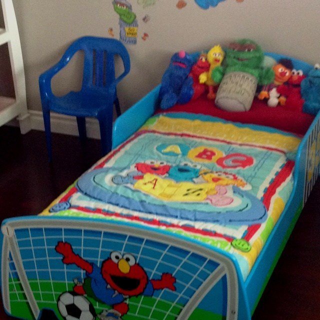 Best 12 Best Sesame Street Toddler Kids Bedroom Images On With Pictures