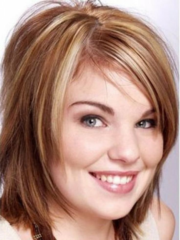 Free Cute Short Hairstyles For Fat Round Faces Hairstyles Wallpaper