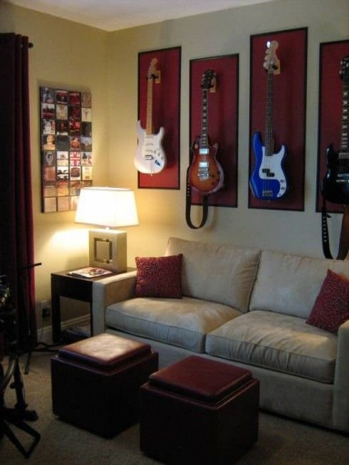 Best 25 Guitar Room Ideas On Pinterest Guitar Display Music Rooms And Music Man Cave With Pictures