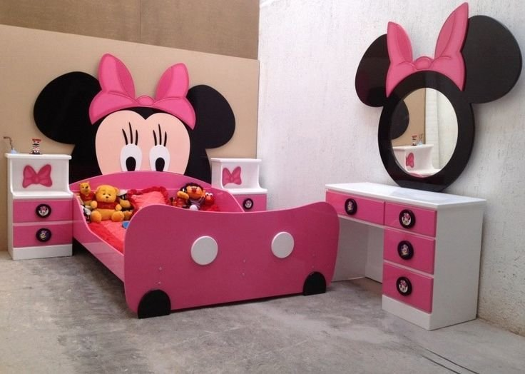Best Minnie Mouse Bed Room Grandkids Minnie Mouse Bedding With Pictures