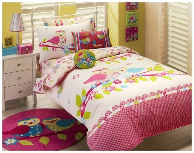 Best Owl Bedding For Girls Kait S Quilt New Room Pinterest With Pictures