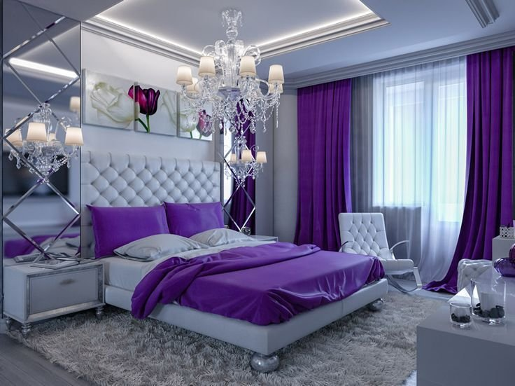 Best 25 Purple Bedroom Decor Ideas On Pinterest Girls With Pictures