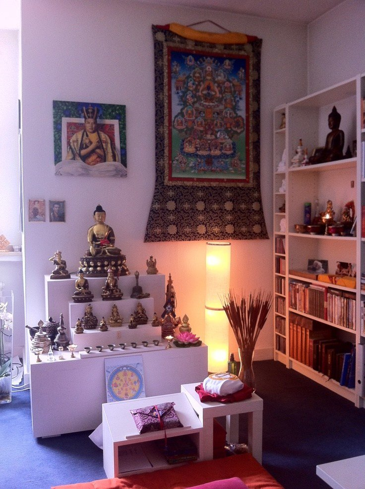 Best 7 Best Meditation Room Ideas Images On Pinterest Meditation Rooms Prayer Room And Home Decor With Pictures
