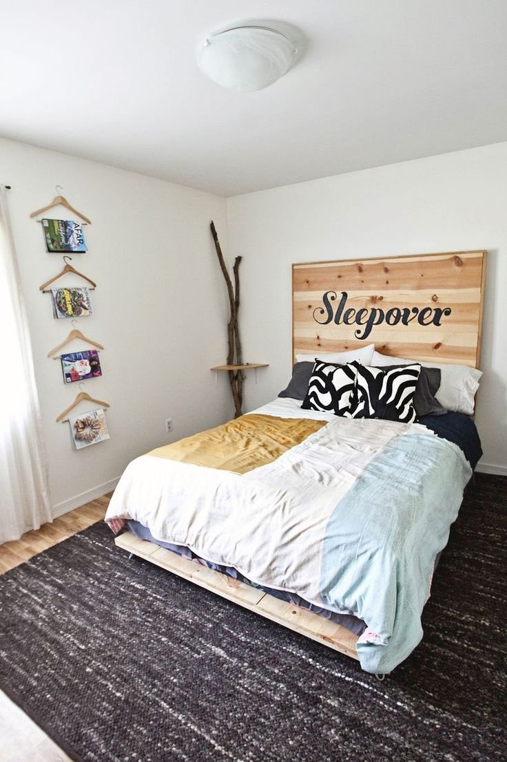 Best 25 Homemade Bed Frames Ideas On Pinterest Homemade With Pictures