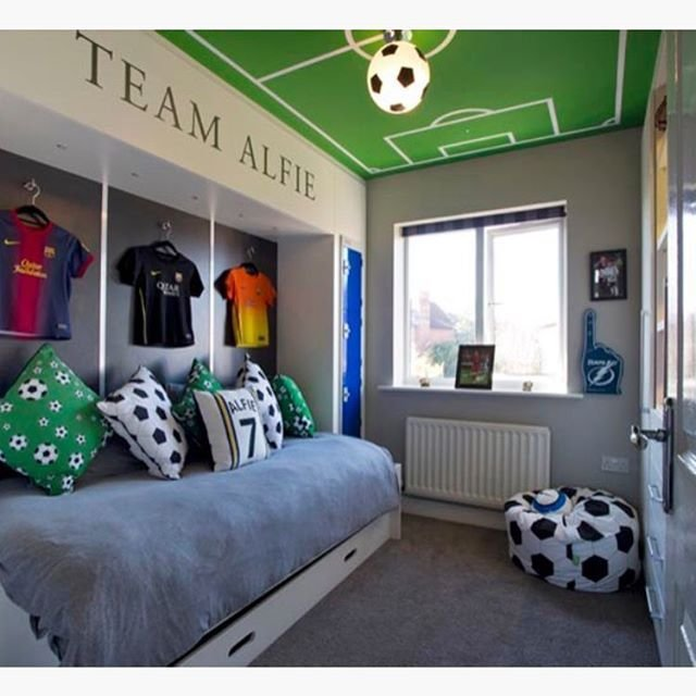 Best Soccer⚽️⚽️⚽️ Credit To Cooper Bespoke Joinery Ltd Rooms With Pictures