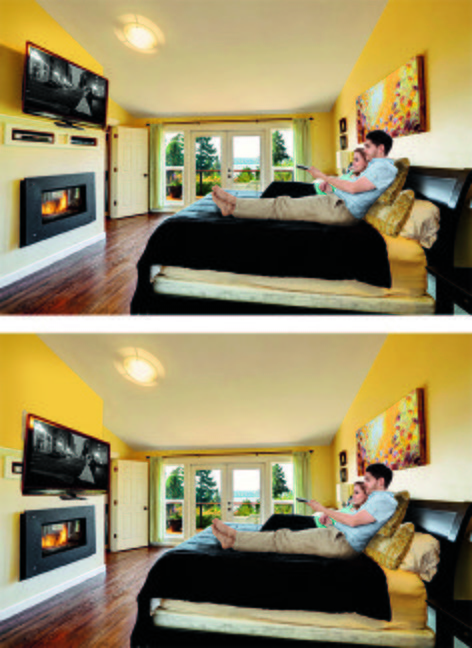 Best Mantelmount Is Perfect In The Bedroom Watch Your Tv At With Pictures
