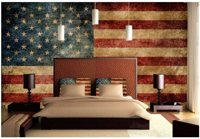 Best 25 American Flag Bedroom Ideas On Pinterest With Pictures