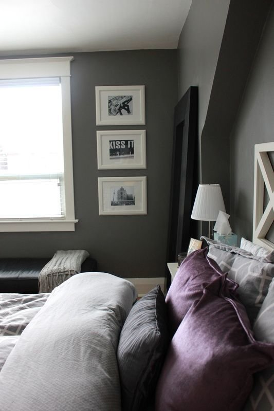 Best 25 Purple Grey Rooms Ideas On Pinterest Living With Pictures