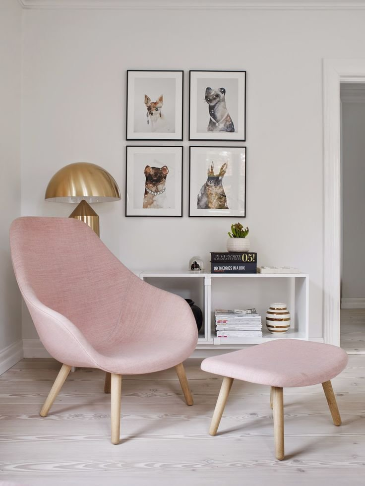 Best 25 Pink Chairs Ideas On Pinterest Pink Velvet 2 With Pictures