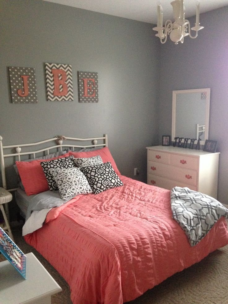 Best 25 Coral Bedspread Ideas On Pinterest Grey Bed Room Ideas T**N Bed Room Ideas And T**N With Pictures