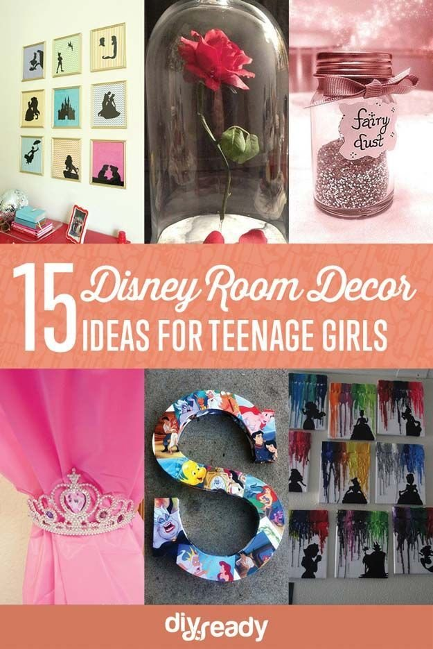 Best Disney Bedroom Designs For Teens Cool Crafts T**N Girl With Pictures