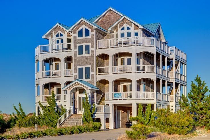 Best 25 Bästa Outer Banks Vacation Rentals Idéerna På With Pictures