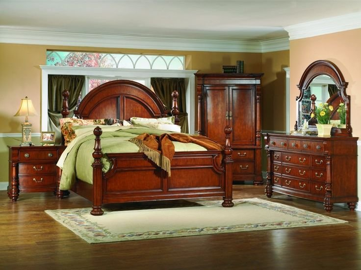 Best 25 Cherry Wood Bedroom Ideas On Pinterest Black With Pictures