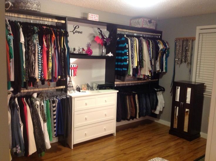 Best Turned A Spare Room Into A Closet Design Spare With Pictures