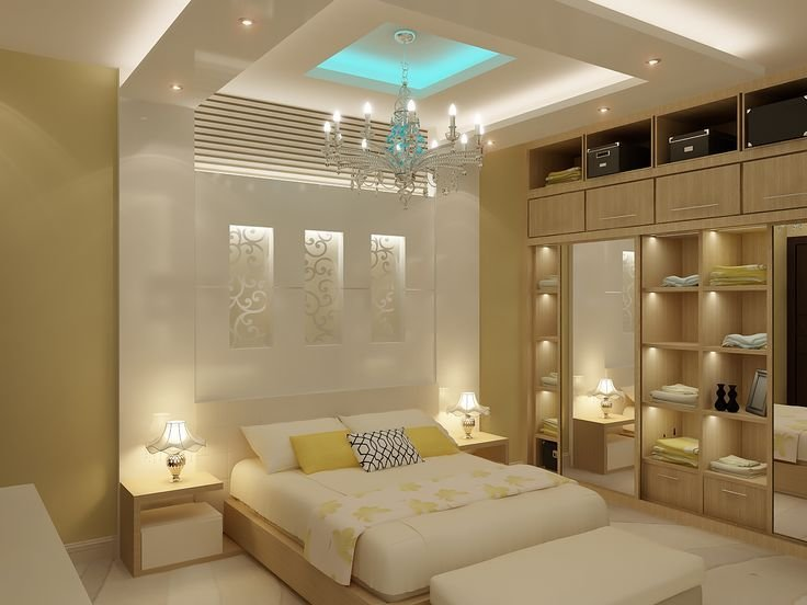 Best Bedroom Residential Bedroom False Ceiling Design With Pictures