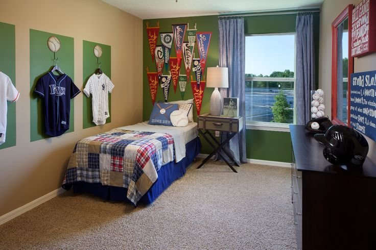 Best 25 Boys Baseball Bedroom Ideas On Pinterest With Pictures