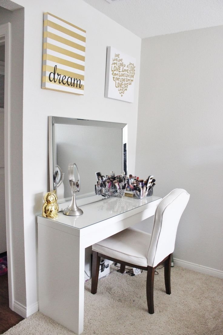 Best 25 Ikea Vanity Table Ideas On Pinterest Makeup With Pictures