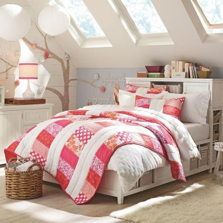 Best Girl Attic Bedroom Attic Room Ideas For Teenagers Girls With Pictures