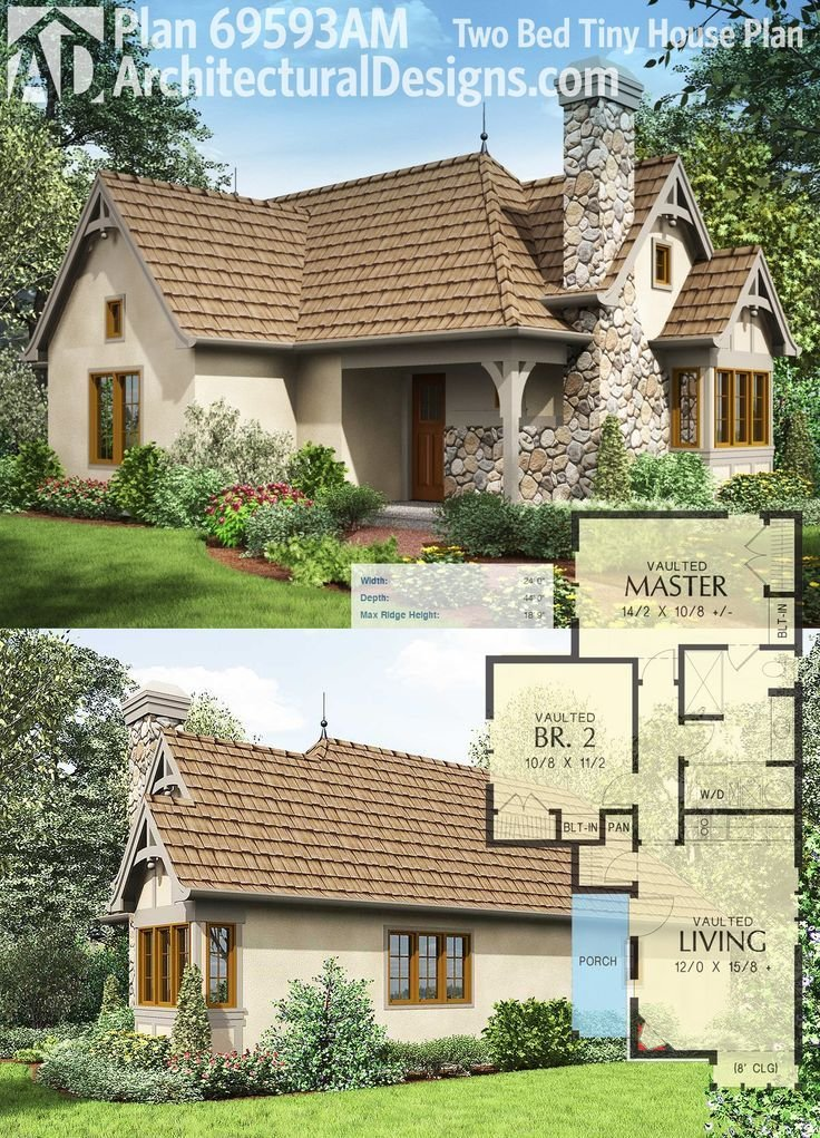 Best 25 1 Bedroom House Plans Ideas On Pinterest Small With Pictures