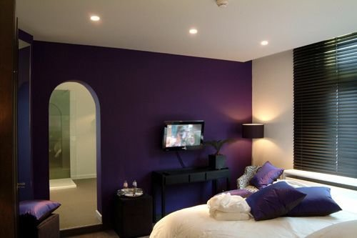 Best 25 Dark Purple Bathroom Ideas On Pinterest Purple With Pictures