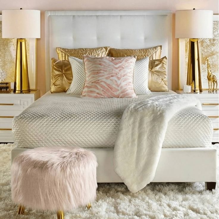 Best 25 Glamorous Bedrooms Ideas On Pinterest Silver With Pictures